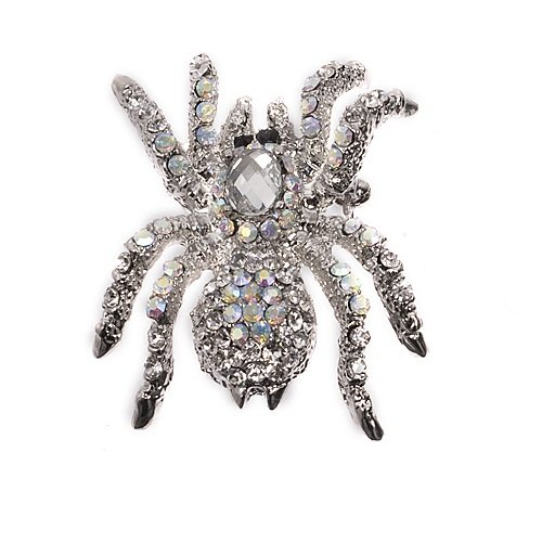 Fashion Trendy Spider Design Pin #026169