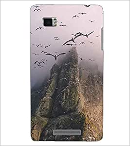 LENNOVO VIBE K910 MOUNTAIN BIRDS Designer Back Cover Case By PRINTSWAG
