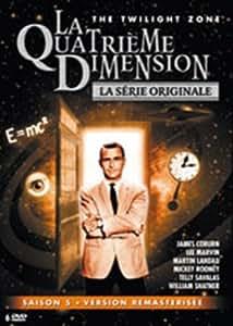 La quatrième dimension: L'intégrale de la saison 5 - Coffret 6 DVD [Import belge]