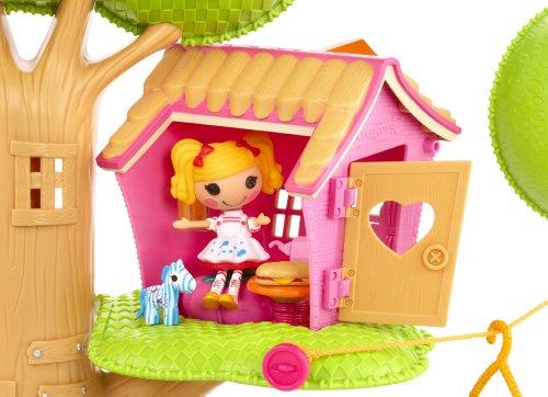 Imagen 4 de Zapf Creation 506775E4C - Mini Lalaloopsy, Casa del árbol (plástico)