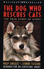 The Dog Who Rescues Cats: True Story of Ginny, The [Paperback]