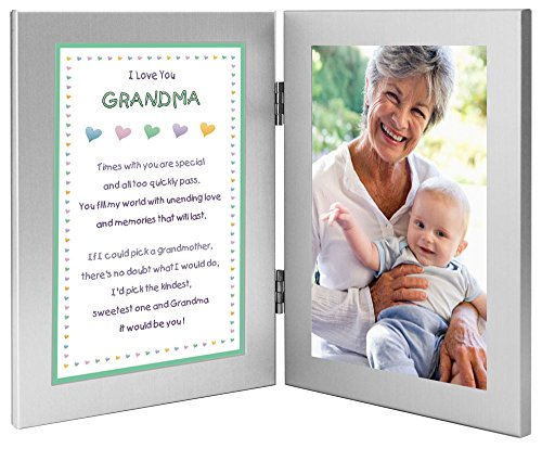Grandmother Gift - Grandma Frame with Sweet Poem from - Import It All
