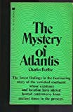 The Mystery of Atlantis (0285622110) by Berlitz, Charles