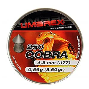 Umarex Cobra Diabolos - Spitzkopf - Kal. 4,5mm - 250 Stk / 500 Stk