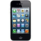 Apple iPhone 4 8GB, Black, for Straight Talk, No