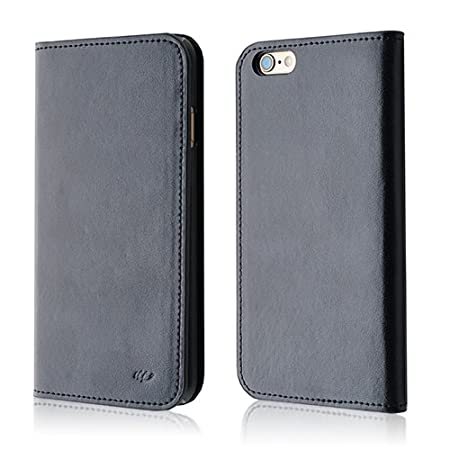 Handcrafted from premium leather, Casepro Wallet Folio for iPhone 6 presents a timeless, sophisticated look. Featuring multiple slots for cards and cash, this contemporary design redefines the boundaries between form and function for the modern commu...