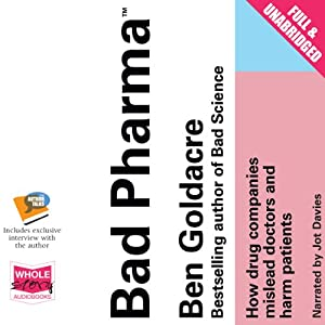 Bad Pharma Audiobook