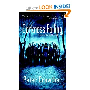 Darkness Falling - Peter Crowther