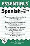 Spanish for Beginners (Essentials Study Guides) (0878914269) by Sinagnan, L.