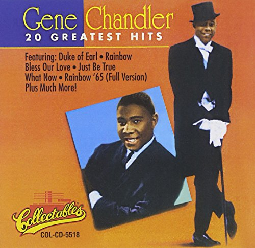 Gene Chandler - 20 Greatest Hits cover