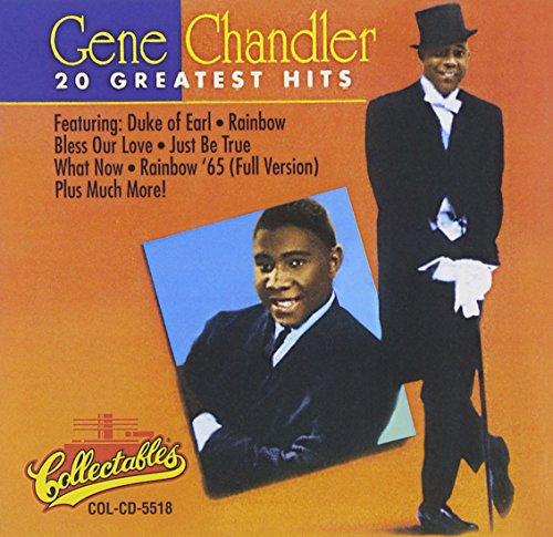 Gene Chandler - 20 Greatest Hits cover