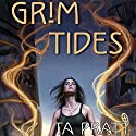 Grim Tides: A Marla Mason Novel Audiobook by T. A. Pratt Narrated by Jessica Almasy