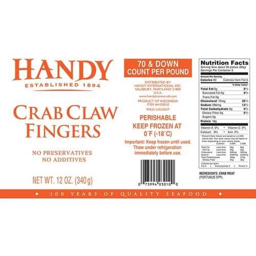 Handy-Pelagicus-Crab-Meat-Claw-Fingers-144-per-case