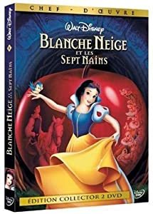 Blanche Neige et les sept nains - Edition collector 2 DVD [FR Import]