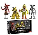 Funko Five Nights at Freddys 4 Figure Pack(1 Set), 2""