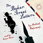 The Baker Street Letters: A Mystery | [Michael Robertson]