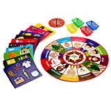 Non-Stop Christmas Game Shop - A Fun & Educational Games for Children -Family Board Game For Kids 5 And Up - Ideal For Teaching Children About Social Relationships -Guess Who Will Have All Gifts First