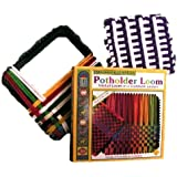 "Harrisville Designs 7"" Potholder (Traditional Size) Loom Kit"