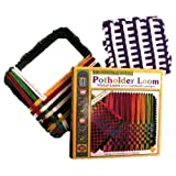 "Harrisville Designs 7"" Potholder (Traditional Size) Loom Kit ~ Harrisville Designs"