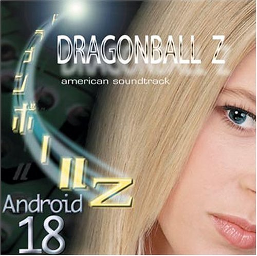 Dragonball Z Android 18 The Android Sagas