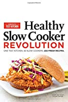 The Healthy Slow Cooker Revolution Front Cover