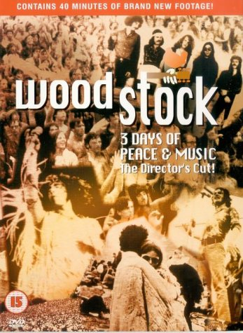 Woodstock: The Director's Cut [1969] [DVD]