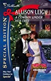 img - for A Cowboy Under Her Tree (Silhouette Special Edition) book / textbook / text book