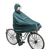 (トウヨウケース)toyo case 東洋ケース 自転車用レインポンチョ JRP-GR  グリーン S,M,L
