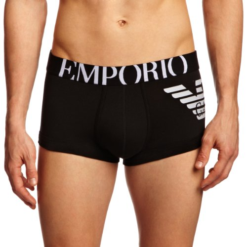 emporio-armani-intimates-eagle-without-fly-mens-trunks-black-medium
