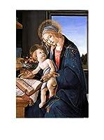 Legendarte Lienzo Madonna Del Libro