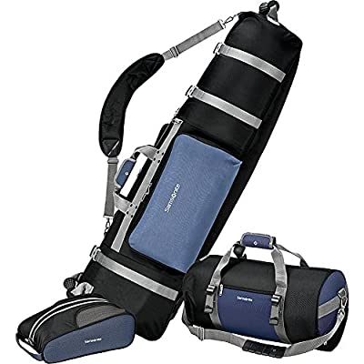 Samsonite Golf Deluxe 3 Piece Travel Set