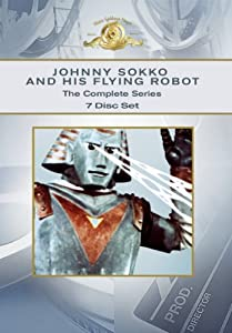Johnny Sokko and His Flying Robot (MGM Limited Edition Collection)
