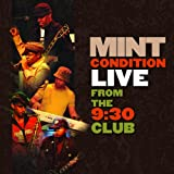 echange, troc Mint Condition - Live From the 9:30 Club