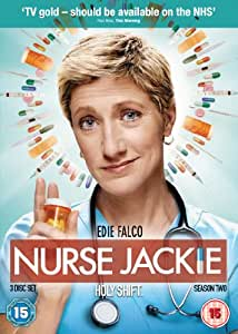 Nurse Jackie [Import anglais]