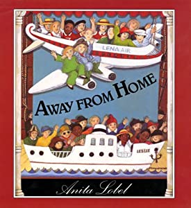 Cover of &quot;Away from Home&quot;