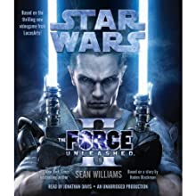 Star Wars: The Force Unleashed II (       UNABRIDGED) by Sean Williams Narrated by Jonathan Davis