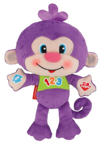 Fisher-Price Laugh and Learn Learning Opposites Monkey - 1
