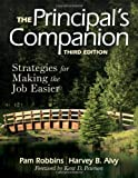 img - for By Pamela - The Principal's Companion: Strategies for Making the Job Easier: 3rd (third) Edition book / textbook / text book