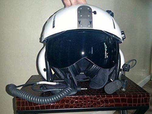 Gentex SPH-5 with dual lens ANVIS visor- Helicopter helmet