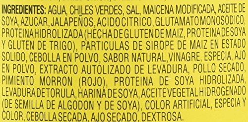 Las Palmas Enchilada Sauce las maldiciones