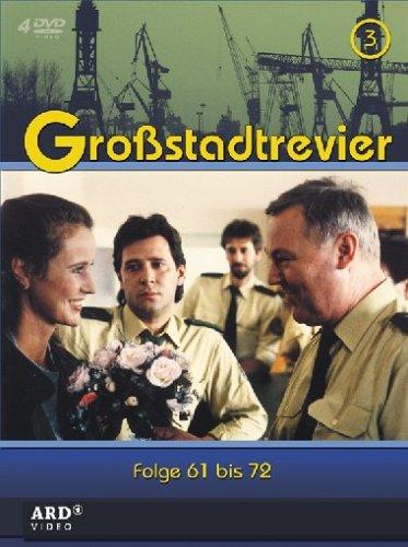 Großstadtrevier - Box 3 (Staffel 8) (4 DVDs)