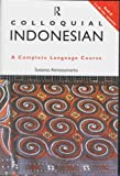 img - for Colloquial Indonesian book / textbook / text book