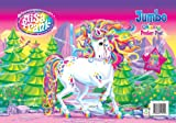 img - for Lisa Frank Jumbo Poster Pad book / textbook / text book