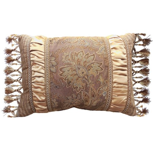 Marcella Boudoir Pillow by Croscill