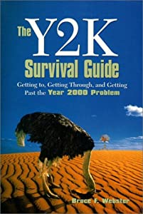 y2k survival guide  the getting to  getting through  and NADA Guide Book Book Clip Art Guide