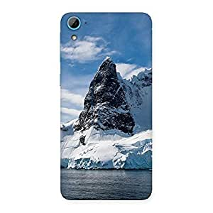 Enticing Beach Freez Hill Back Case Cover for HTC Desire 826