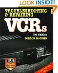 Troubleshooting & Repairing VCRs