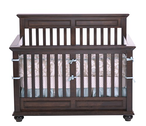 Capretti Design Umbria Convertible Crib, Natural
