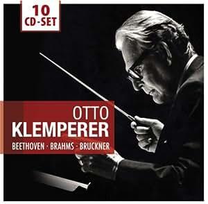 Otto Klemperer Conducts Beethoven, Brahms and Bruckner