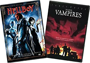 Hellboy / John Carpenter's Vampires Pack